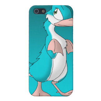 Male Reptilian Duck iPhone Case Case For iPhone 5