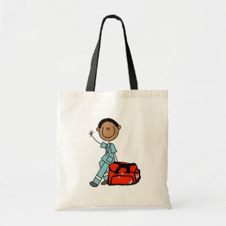 Male Respiratory Therapist or EMT Bags