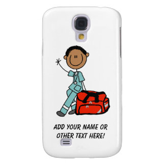 Male Respiratory Therapist or EMT Galaxy S4 Covers