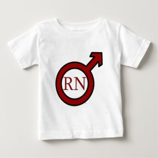 Male RN Baby T-Shirt