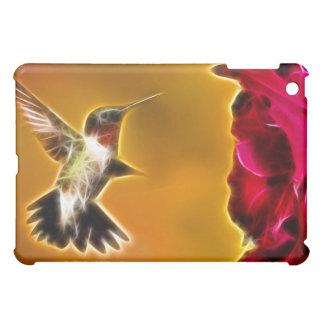 Male Ruby-throated Hummingbird iPad Mini Cover