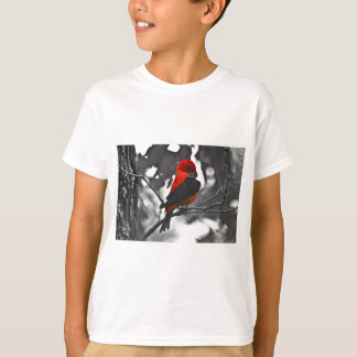 Male Scarlet Tanager T-Shirt