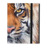 Male Siberian Tiger Paint Photograph iPad Covers