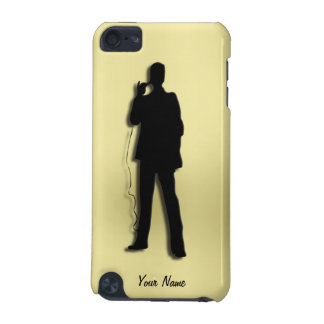 Male Singer  iPod Touch Case