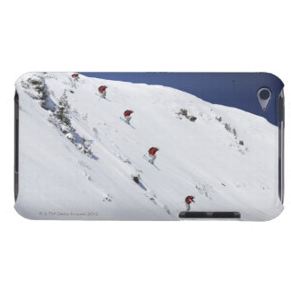 Male Skier Barely There iPod Covers