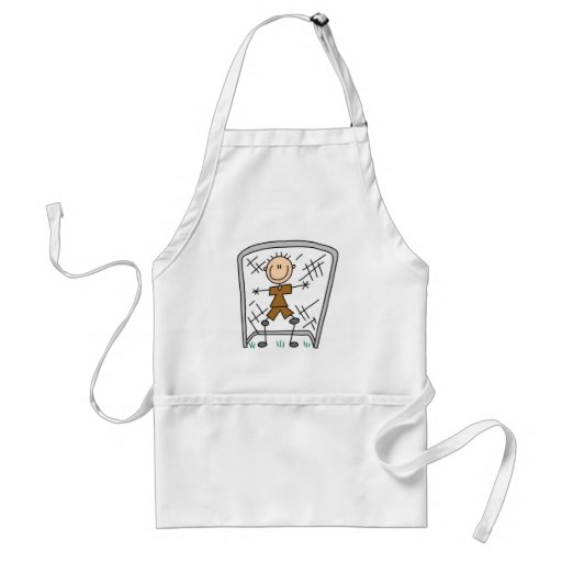 Male Soccer Goal Keeper T-shirts and Gifts Adult Apron