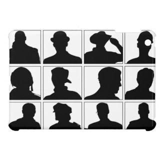 Male Social Network  Profile Picture iPad Case