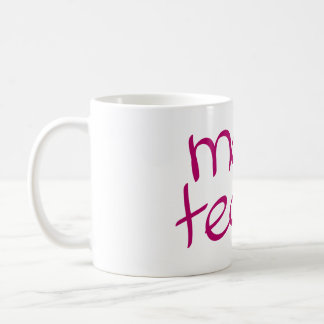 Male Tears Classic White Coffee Mug
