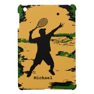 Male Tennis Player iPad Mini Case