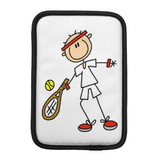 Male Tennis Player iPad Mini Sleeve