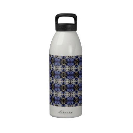 Male Waves. Reusable Water Bottle