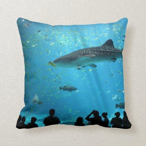 Male Whale Shark Pillows