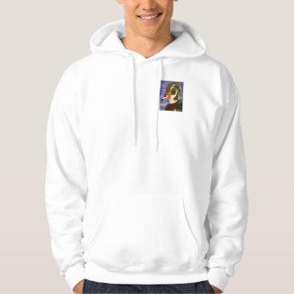 Male Wood Duck Hooded Sweatshirt