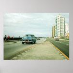 """Malecón (1) 28"""" x 20"""" poster (brillante)"""