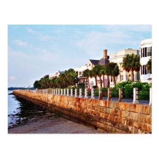 Malecón del este de la batería postal