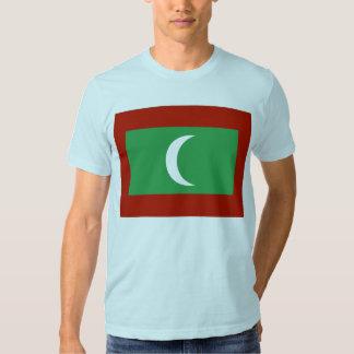 Maledives Flag T-shirts