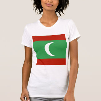 Maledives High quality Flag Shirts
