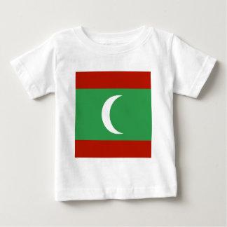 Maledives High quality Flag T Shirts
