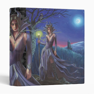 Maleficent 3 Ring Binder Sleeping Beauty Binder