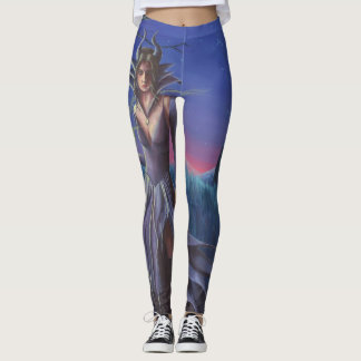 Maleficent All Over Leggings