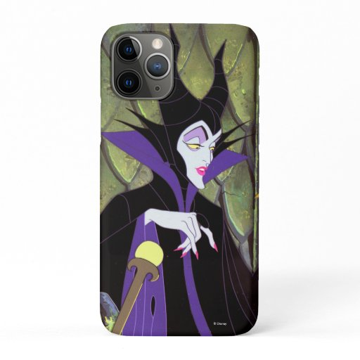 Maleficent | And Diablo iPhone 11 Pro Case