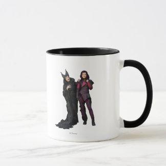 Maleficent and Mal Mug