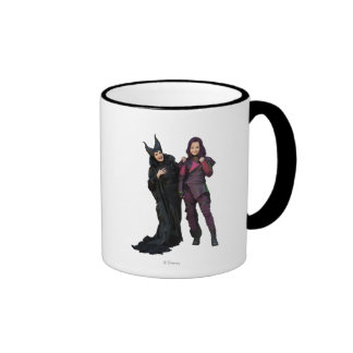 Maleficent and Mal Ringer Mug