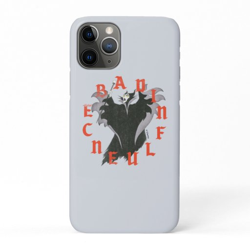 Maleficent | Bad Influence iPhone 11 Pro Case