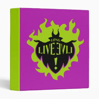 Maleficent - Long Live Evil 3 Ring Binder