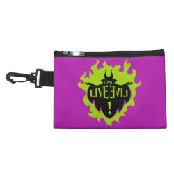 Clip On Accessory Bag with Maleficent: Long Live Evil design