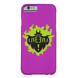 Case-Mate Barely There iPhone 6 Case with Maleficent: Long Live Evil design