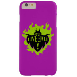 Case-Mate Barely There iPhone 6 Plus Case with Maleficent: Long Live Evil design