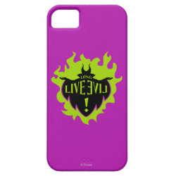 Case-Mate Vibe iPhone 5 Case with Maleficent: Long Live Evil design