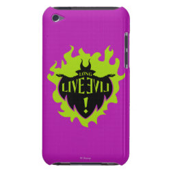 Case-Mate iPod Touch Barely There Case with Maleficent: Long Live Evil design