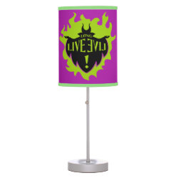 Table Lamp with Maleficent: Long Live Evil design