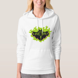 Maleficent: Long Live Evil Women's American Apparel California Fleece Pullover Hoodie