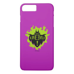 Case-Mate Tough iPhone 7 Plus Case with Descendants Auradon Prep Fancy Crest design