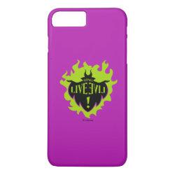 Case-Mate Tough iPhone 7 Plus Case with Maleficent: Long Live Evil design