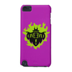 Case-Mate Barely There 5th Generation iPod Touch Case with Maleficent: Long Live Evil design