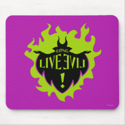 Maleficent: Long Live Evil Mousepad