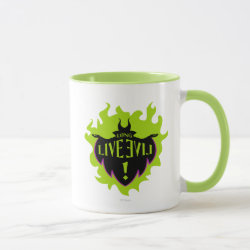 Combo Mug with Maleficent: Long Live Evil design
