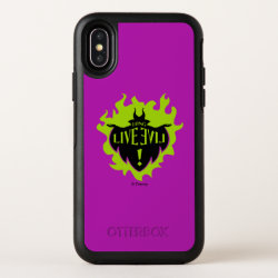 Maleficent: Long Live Evil OtterBox Apple iPhone X Symmetry Case