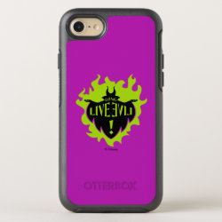 OtterBox Apple iPhone 7 Symmetry Case with Maleficent: Long Live Evil design