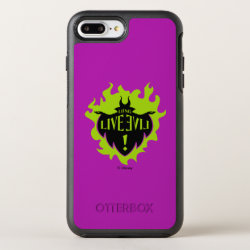 OtterBox Apple iPhone 7 Plus Symmetry Case with Maleficent: Long Live Evil design