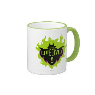 Maleficent - Long Live Evil Ringer Mug