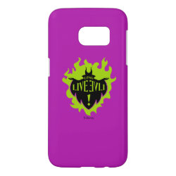 Case-Mate Barely There Samsung Galaxy S7 Case with Maleficent: Long Live Evil design