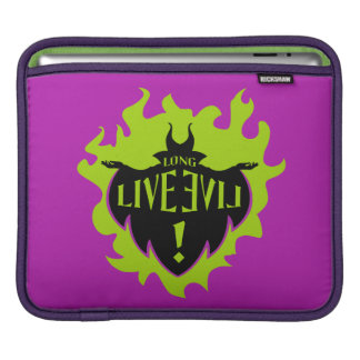 Maleficent - Long Live Evil Sleeve For iPads