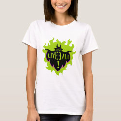 Maleficent: Long Live Evil Women's Basic T-Shirt