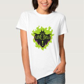 Maleficent - Long Live Evil Tee Shirt