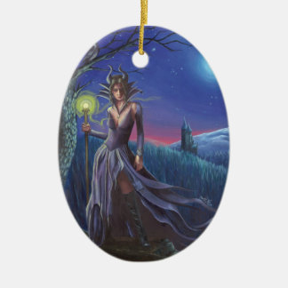 Maleficent Ornament Sleeping Beauty Ornament